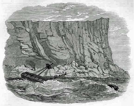 The Meridian Shipwreck